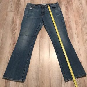 Levi's boot cut 515 they do stretch